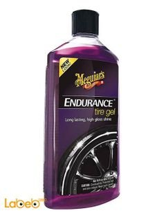 Meguiars Endurance Tire Gel - 473ml - purple color - G7516 model