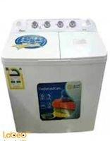 Dansat Twin Tup washing machine 9kg White DWL10 model