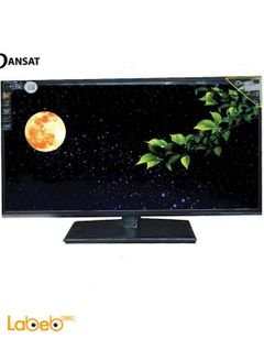Dansat LED TV - 32inch size - 1280x720 p - black - DA178EL23UPG