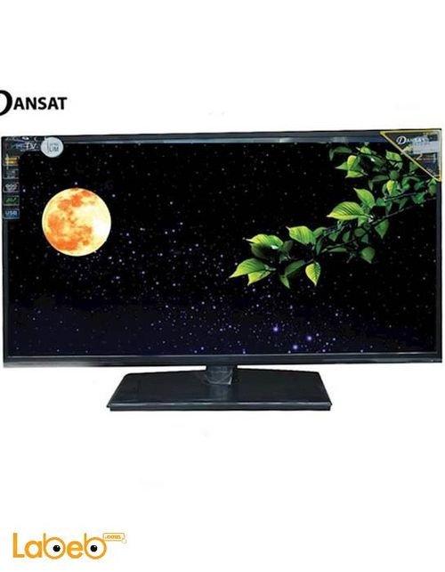 Dansat LED TV 32inch size 1280x720 p black DA178EL23UPG