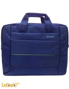 Okade laptop bag - made from cloth - Blue color - 15.6 model