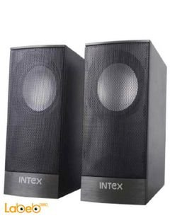 Intex computer multimedia speaker - Black color - IT-356 model