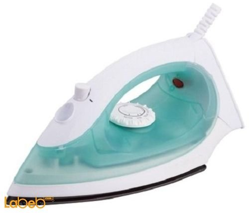 Electrn Dry and Steam Iron 1200W Green color EL-3188B model