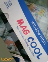 Mag Cool Window Film universal 50x3000cm Black color