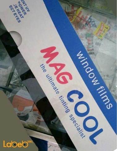 Mag Cool Window Film - universal - 50x3000cm - black color