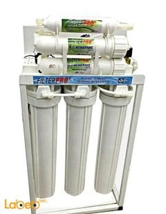 Filter pro 200 GPD RO System - 48L - white color