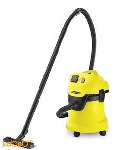 مكنسة كهربائية كارشر - 1000 واط - 17 لتر - أصفر - موديل WD3 P
