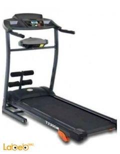جهاز مشي كهربائي world fitness - قوة 2 حصان - وزن أقصى 120 كغم