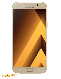 Samsung Galaxy A3 (2017) smartphone - 16GB - 4.7inch - Gold Sand
