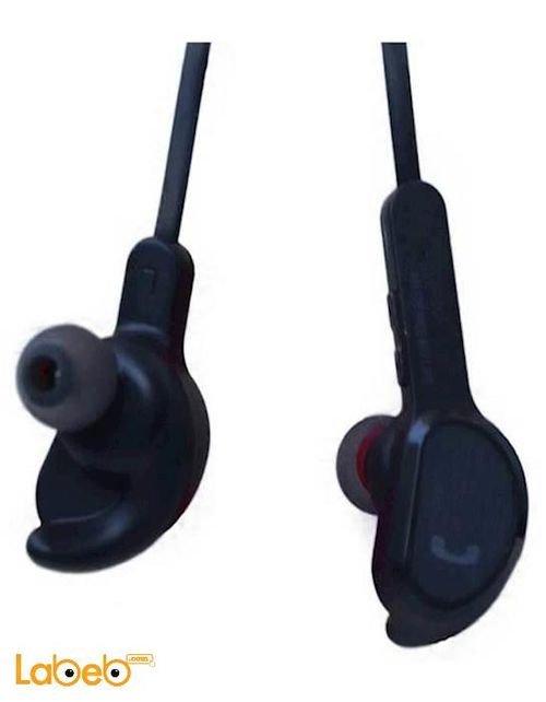 سماعة أذن لاسلكية Hiblue يونيفرسال لون أسود موديل H850