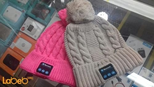 Dream hat hands free bluetooth beanie