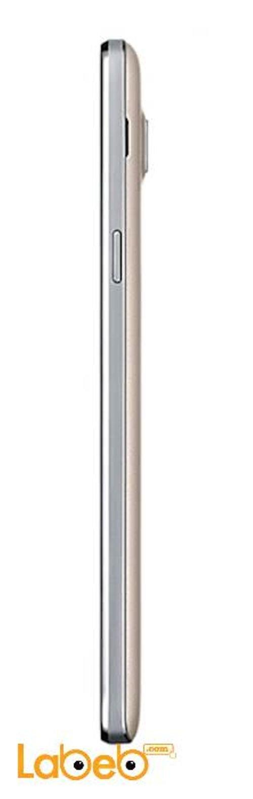 Samsung Galaxy ON7 smartphone side 8GB 5.5inch Gold SM-G600FY