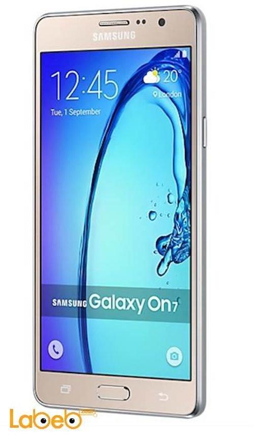 Samsung Galaxy ON7 8GB 5.5inch Gold SM-G600FY