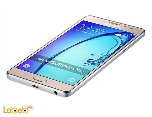 Samsung Galaxy ON7 smartphone 8GB 5.5inch Gold color SM-G600FY