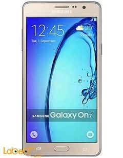 Samsung Galaxy ON7 smartphone - 8GB - 5.5inch - Gold - SM-G600FY
