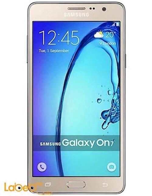 Samsung Galaxy ON7 smartphone 8GB 5.5inch Gold SM-G600FY
