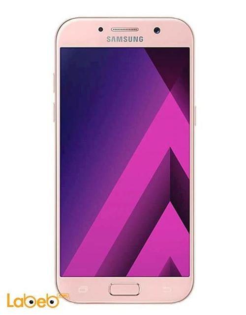 Samsung Galaxy A5 (2017) smartphone 32GB 5.2inch Pink SM-A520F