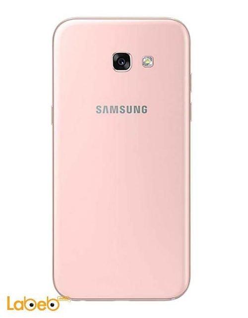 Back Samsung Galaxy A5 (2017) smartphone 32GB 5.2inch Pink SM-A520F