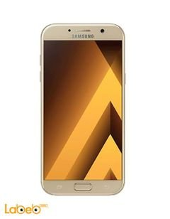 Samsung Galaxy A7 (2017) smartphone - 32GB - Gold - SM-A720F/DS