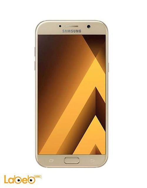 Samsung Galaxy A7 (2017) smartphone 32GB Gold SM-A720F/DS