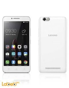 Lenovo Vibe C smartphone - 16GB - 5 inch - White color - A2020