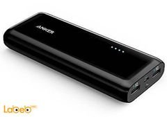 Anker Astro E5 External Battery - 16000mAh - Black - A1208013