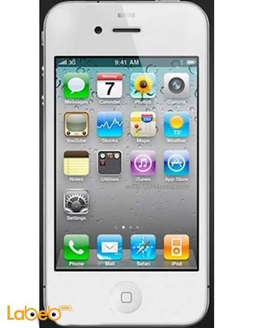 Apple iPhone 4 Smartphone 32GB 3.5inch White A1332
