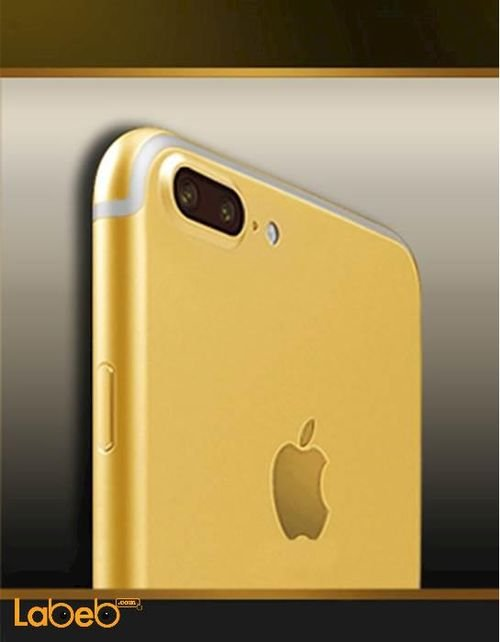Apple Iphone 7 plus smartphone 128GB gilded gold