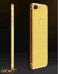 موبايل ايفون 7 بلس ابل 128 جيجابايت 5.5 انش ذهبي مطلي بالذهب