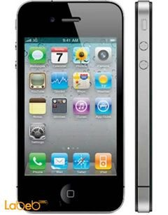 Apple iPhone 4 Smartphone - 32GB - 3.5inch - Black - A1332