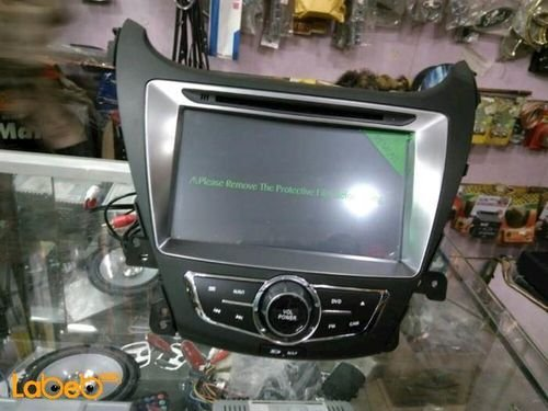 Still cool powerful car entertainment system WiFi 800x480