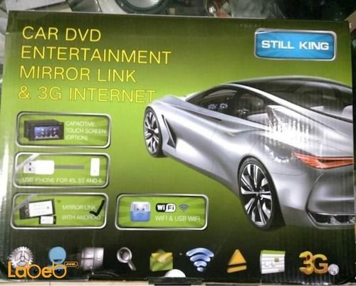 Still King Car DVD entertainment mirror link 3G internet