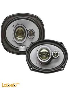 Kenwood 3-way 3-speaker System - 320W - 7x10inch - KFC-HQ718