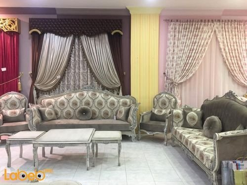 Sofa Set gray color