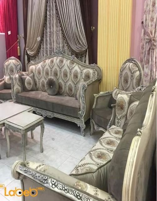 Sofa Set 5 pieces 9 seats
