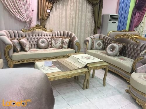 American Sofa Set Turkish Fabric