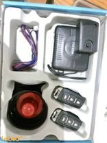 Falcon car alarm system Black color electronic lock