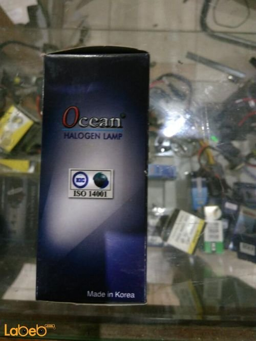 Ocean Halogen lamp for all cars 9007 model