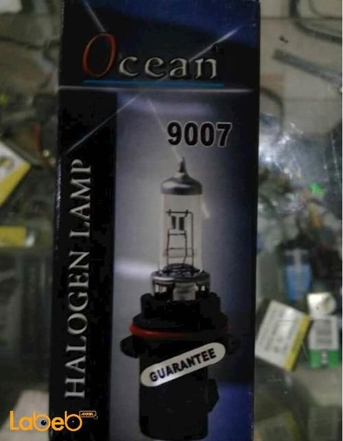 Ocean Halogen lamp Suitable for all cars 9007
