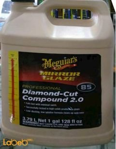 Meguiars Mirror Glaze Diamond Compound Cut 2.0 - 3.79L - M85