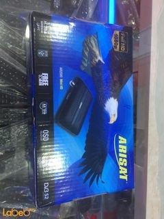 رسيفر Arisat - فل اتش دي 1080 بكسل - منفذ USB - موديل AR2000
