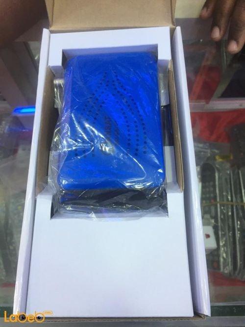 ريسيفر دانسات full HD منفذ USB أزرق وأسود DSR993