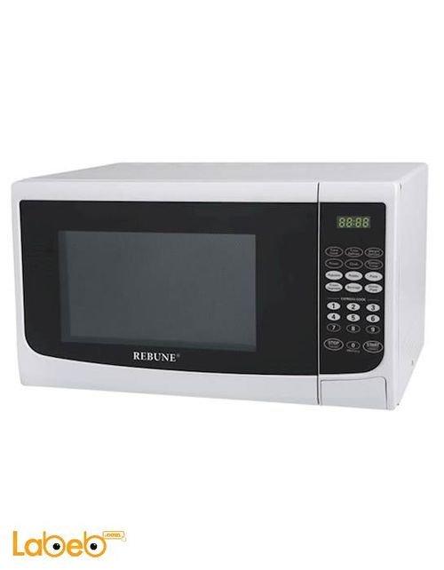 Rebune Microwave Oven 25L 900W White RE_10_7 model