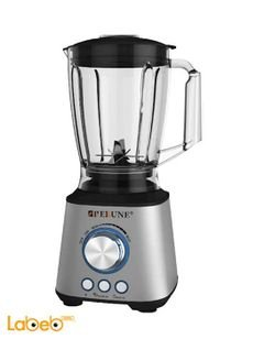 Rebune Platinum Blender - 1000W - 1.8L - Stainless - RE_2_032