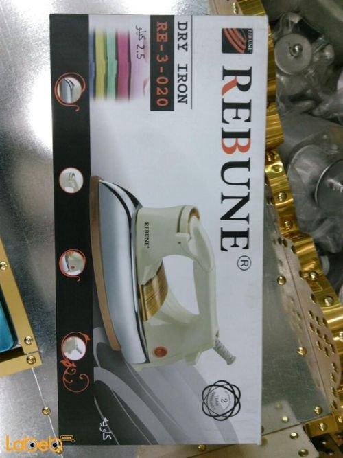 مكوى بخار جاف REBUNE قدرة 1000-1200 واط RE_3_020