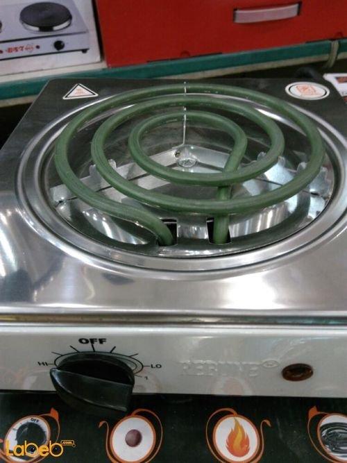 طباخ كهربائي مسطح REBUNE قوة 1000 واط 3 شعلات موديل RE_4_016
