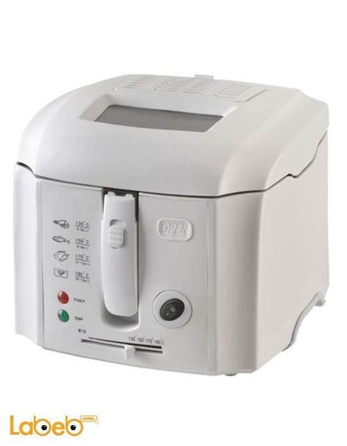 Rebune deep fryer 2.5L 1800W White RE_11_003 model
