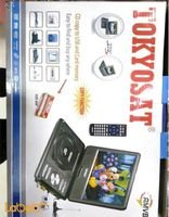 Tokyosat Portable DVD 9.9inch screen TS_9899 MULTIPLE I model