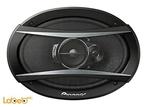 Pioneer 3-way Speaker 420Watt power 6x9inch Black TS-A6966S