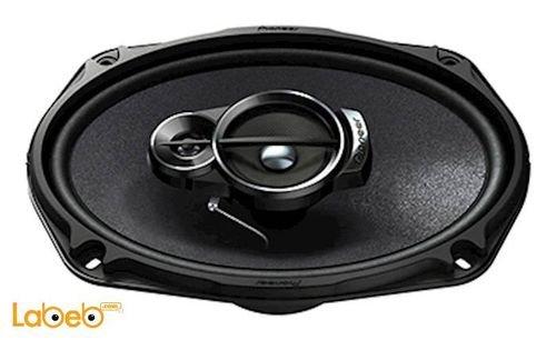 Pioneer 3-way Speaker 420Watt 6x9inch Black color TS-A6966S model